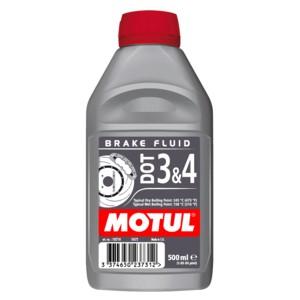 Liquide de Frein Dot 3.4 Motul