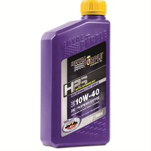 Huile Royal Purple HPS 10W40