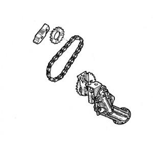 Kit Pompe à Huile Renforcée + Kit Chaine